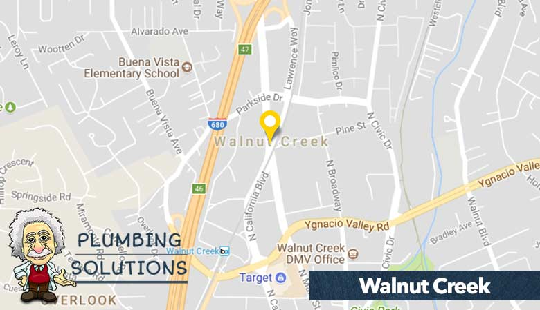Plumbing Solutions - service in Walnut Creek