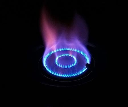gas leak detection fire